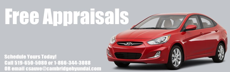 New Hyundai Cars And Suvs For Sale Cambridge On