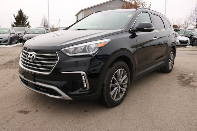 Used 2019 Hyundai Santa Fe Xl Luxury Awd Sunroof