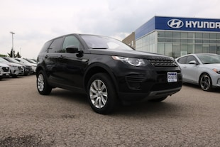 2018 Land Rover Discovery Sport SE SE AWD