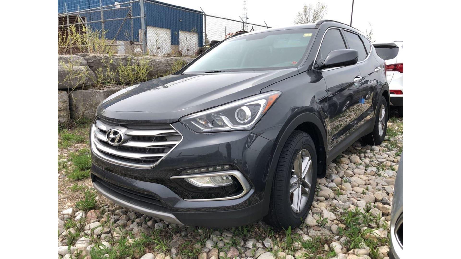 2018 Hyundai Santa Fe Sport FWD|AUTO SUV