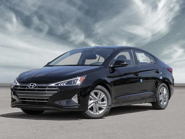 2020 Hyundai Elantra Preferred w/Sun & Safety Package Sedan