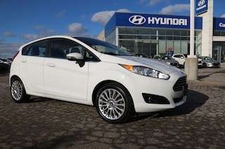 2014 Ford Fiesta Titanium | HEATED SEATS | BLUETOOTH | Hatchback