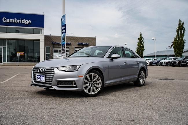 2019 Audi A4 Sedan Komfort Sedan