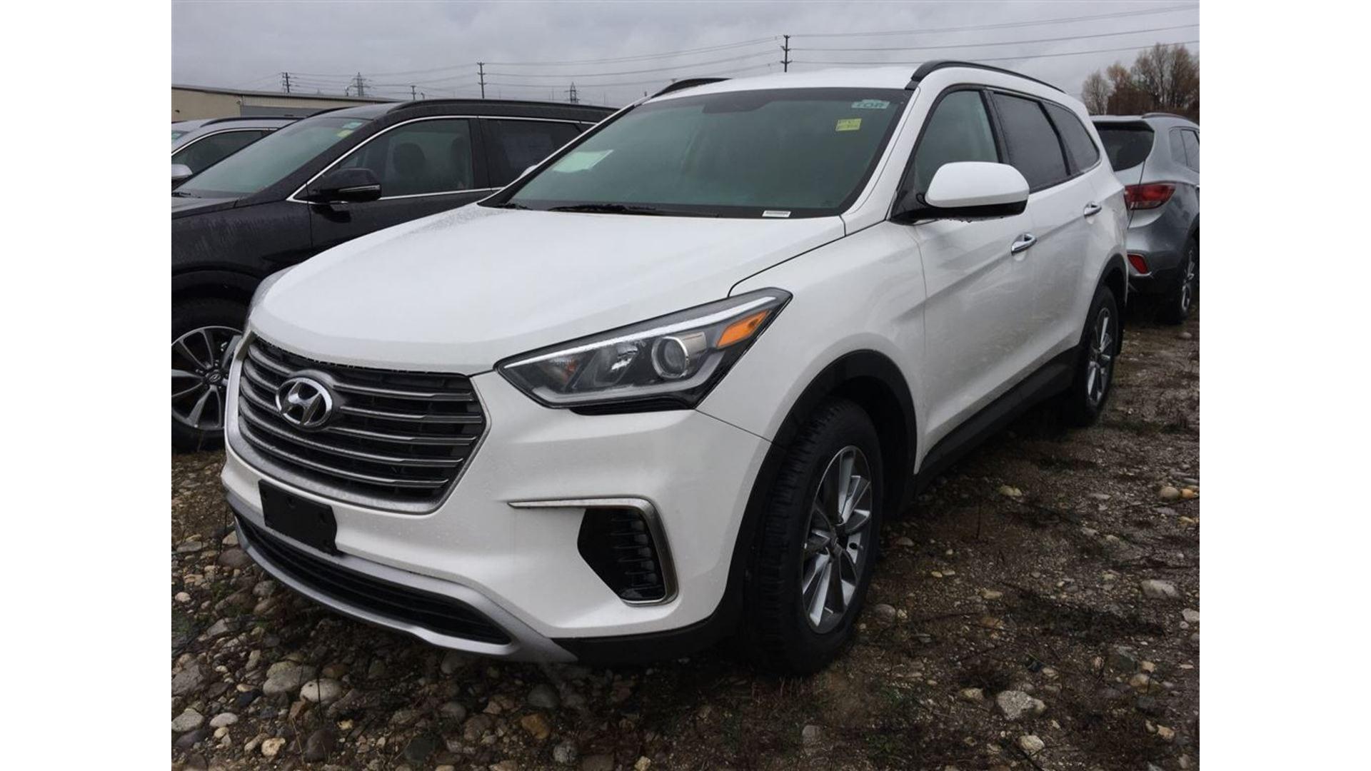 2018 Hyundai Santa Fe XL AWD|AUTO|XL SUV