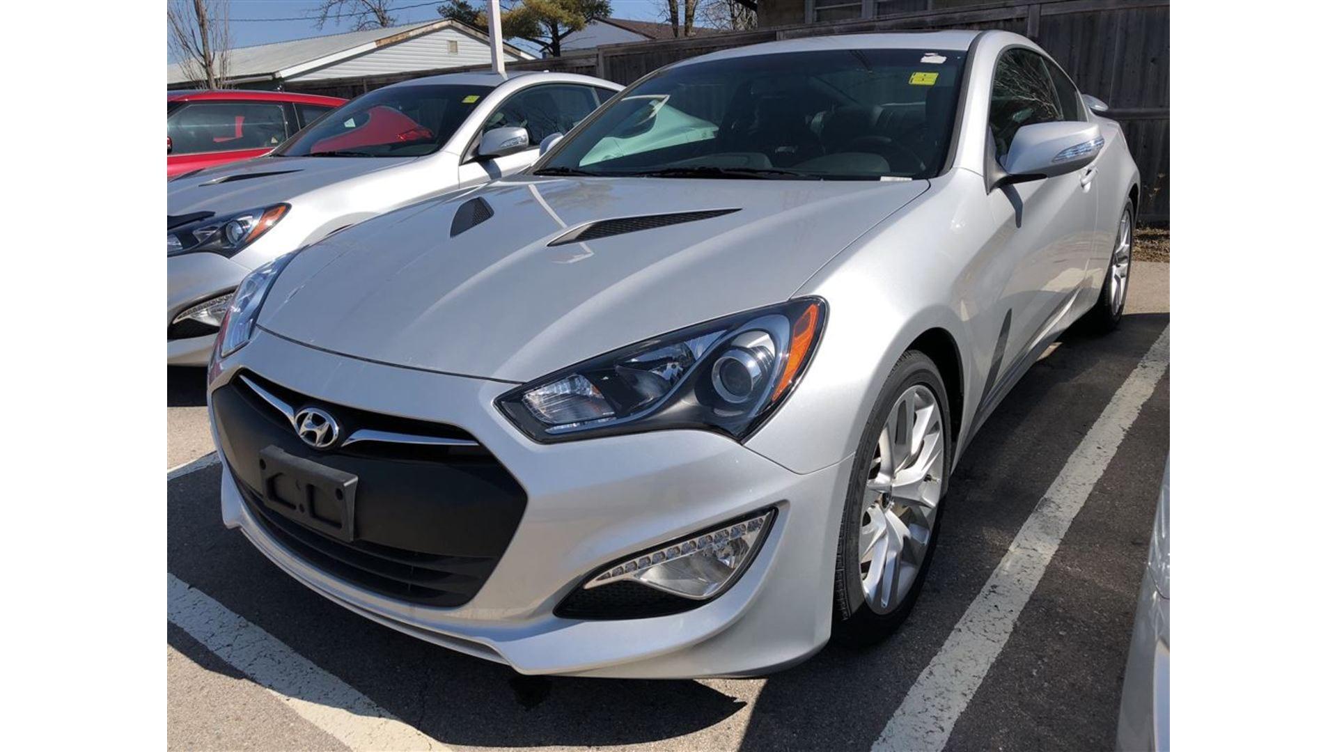 2016 Hyundai Genesis Coupe PREM|AUTO|COUPE H6U