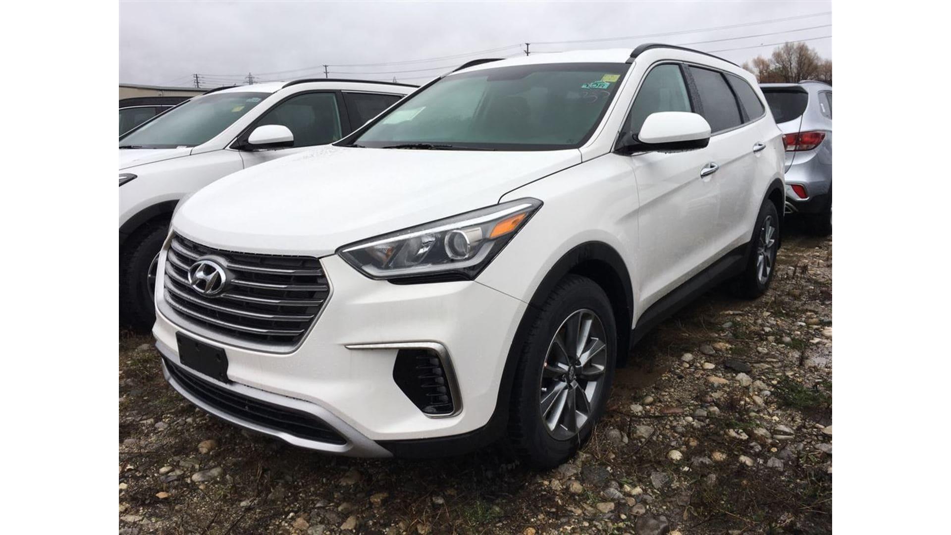 2018 Hyundai Santa Fe XL XL|AWD|AUTO|3.3 SUV