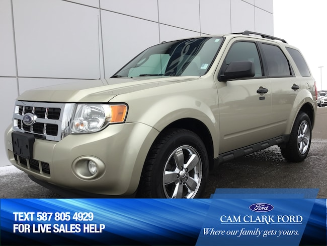 2011 Ford Escape XLT 400A 3.0L V6 AWD with Canadian Winter Package SUV