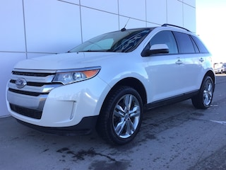 2014 Ford Edge SEL 202A AWD 3.5L V6 with Navigation & Moonroof SUV