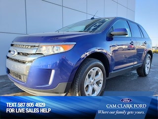 2014 Ford Edge SEL 202A 3.5L V6 AWD with Navigation  SUV