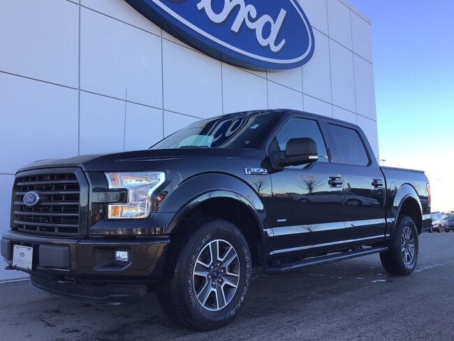 2015 Ford F-150 XLT Sport 301A 3.5L Ecoboost with Touch Screen Truck