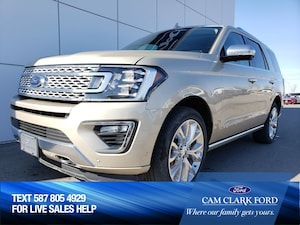 2018 Ford Expedition Platinum 600A 3.5L Ecobost with Remote Start