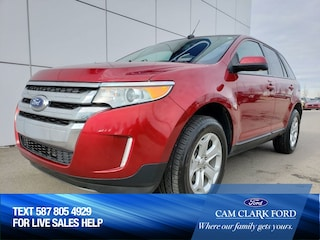 2014 Ford Edge SEL 202A 3.5L AWD with Canadian Comfort Packae SUV