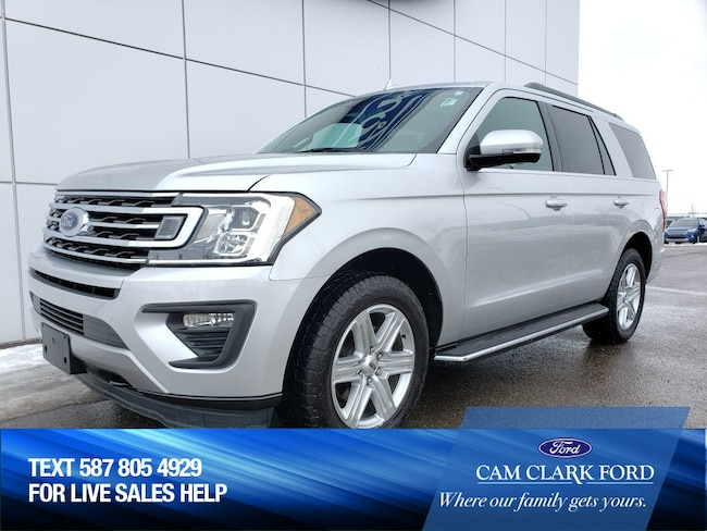 2018 Ford Expedition XLT 202A 3.5L 4WD - CERTIFIED PRE-OWNED UNIT SUV