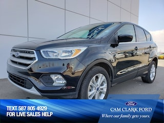 2017 Ford Escape SE 200A 1.5L Ecoboost 4WD with Heated Seats SUV