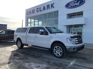 2013 Ford F-150 King Ranch 4X4 SUPERCREW Truck SuperCrew Cab