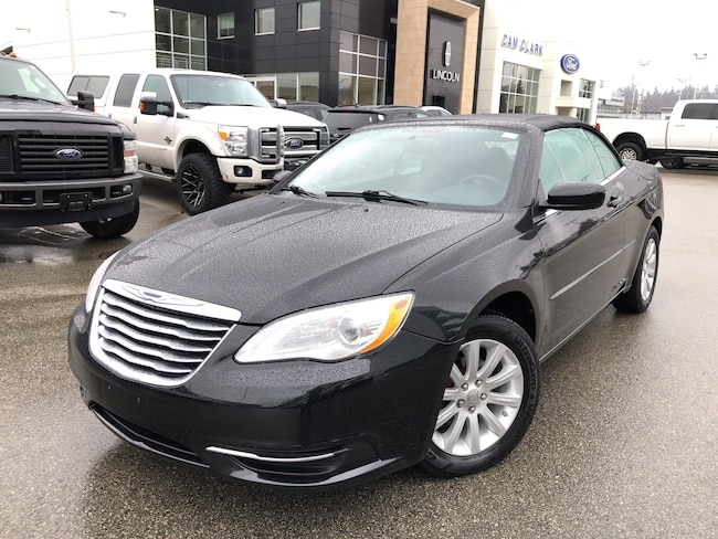 2011 Chrysler 200 LX Convertible