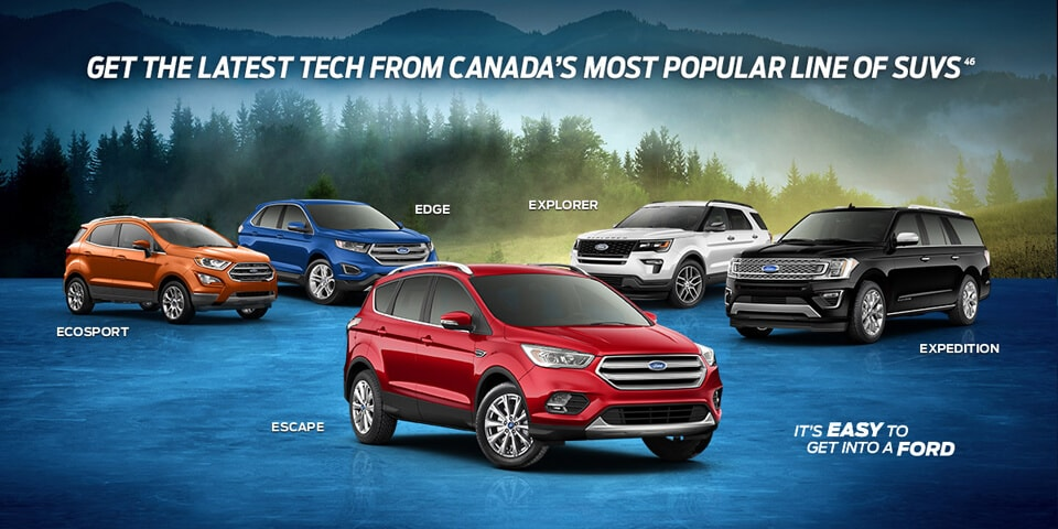 Airdrie Used Cars: New Ford & Lincoln & Used Car Dealer