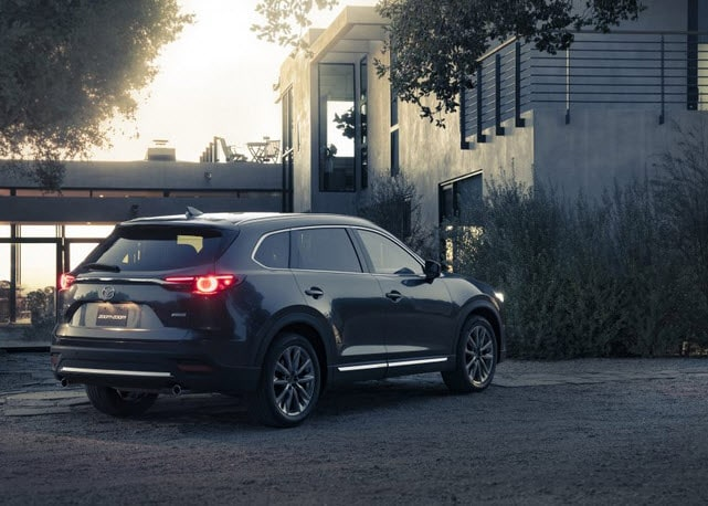 Mazda CX-9 MotorWeek Best Large Utility