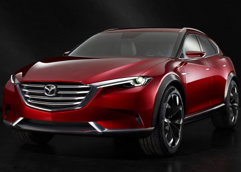 ... Designed New Koeru Concept At The Frankfurt Auto Show And Many Sources  Are Saying That It Likely Hints At The Design To Come On Mazdau0027s CX 9 SUV.