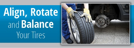 Tire Rotation & Alignment Information