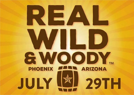 Real, Wild & Woody Beer Festival in Phoenix