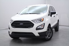 New 2018 Ford EcoSport S SUV for sale in for sale in Phoenix, AZ