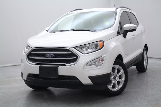 Used 2018 Ford EcoSport SE SUV for sale in for sale in Phoenix, AZ