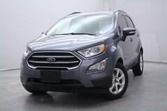 2018 Ford EcoSport NEW DEMO SE SUV