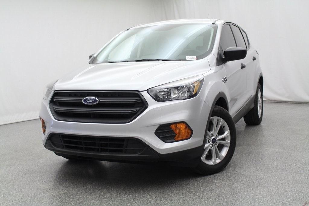 2018 Ford Escape NEW DEMO S SUV