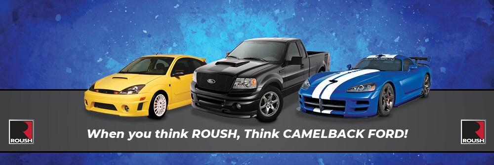 Roush Performance Authorized Dealer Camelback Ford