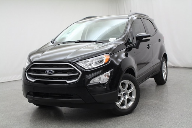 New 2018 Ford EcoSport SE SUV for sale in for sale in Phoenix, AZ