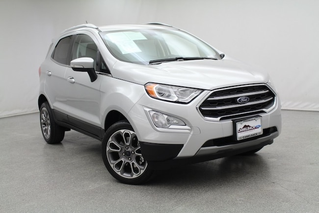 Used 2018 Ford EcoSport Titanium SUV for sale in for sale in Phoenix, AZ