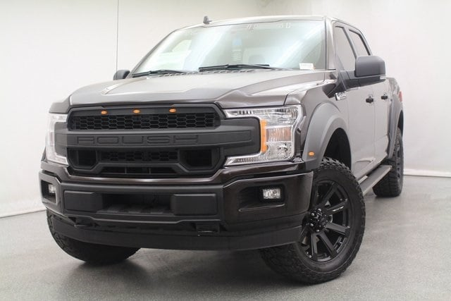 2018 Ford F-150 Roush Performance Truck SuperCrew Cab