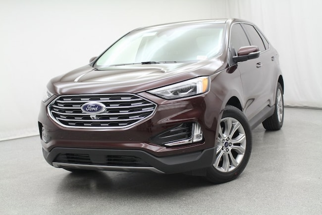New 2019 Ford Edge Titanium SUV for sale in for sale in Phoenix, AZ