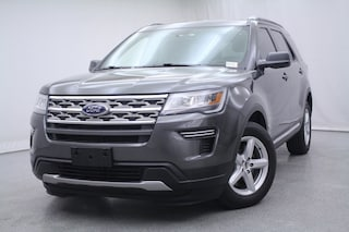 2018 Ford Explorer NEW DEMO XLT SUV