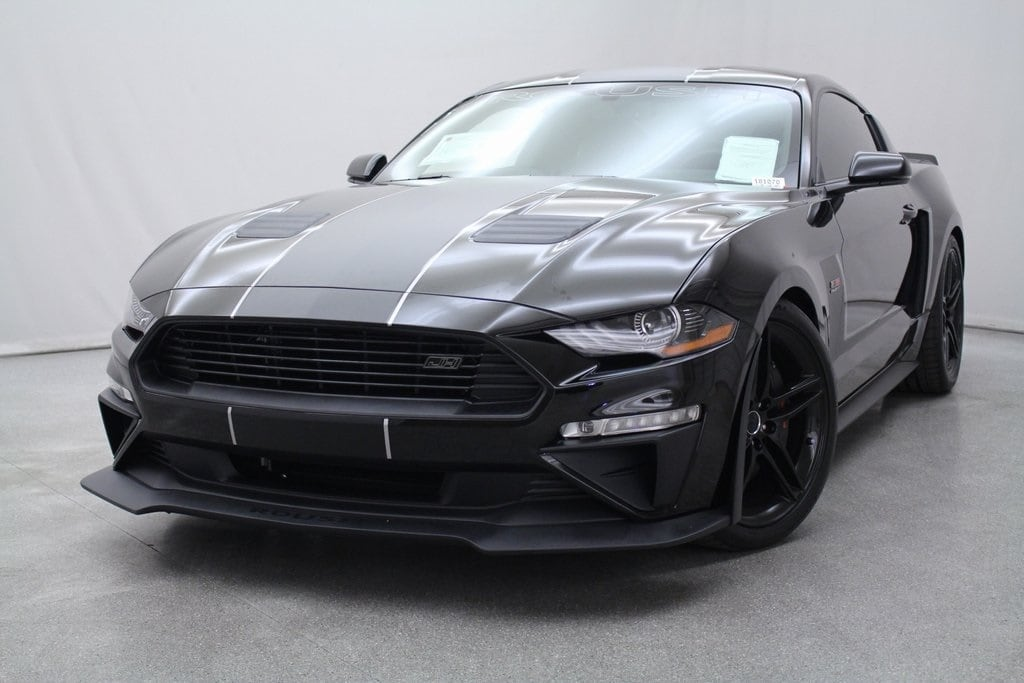2018 Ford Mustang Roush Jackhammer 710 hp Coupe