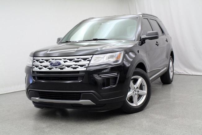 2019 Ford Explorer NEW DEMO XLT SUV