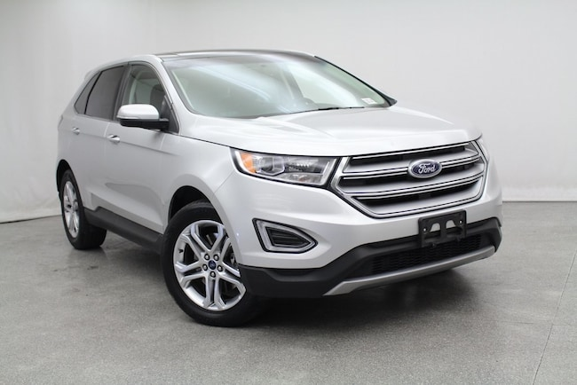 Used 2017 Ford Edge Titanium SUV for sale in for sale in Phoenix, AZ