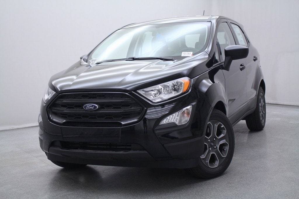 What Does The New Ecosport Offer Camelback Ford