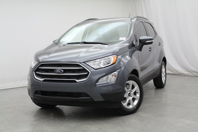 New 2019 Ford EcoSport SE SUV for sale in for sale in Phoenix, AZ