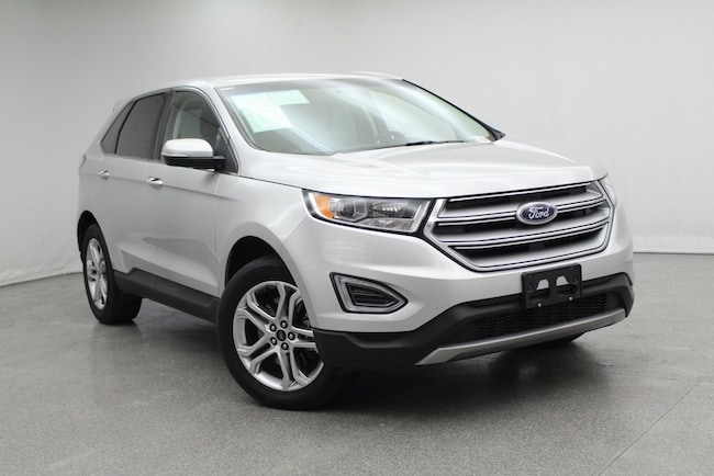 Used 2018 Ford Edge Titanium SUV for sale in for sale in Phoenix, AZ