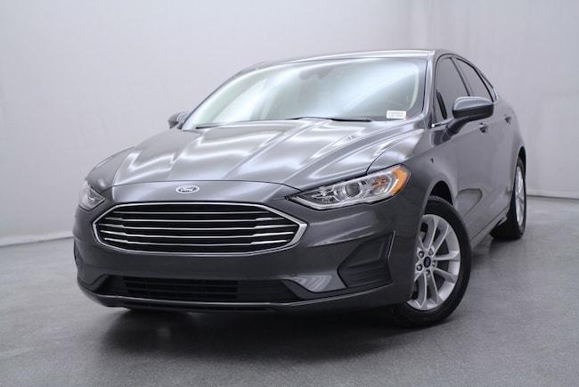 New 2019 Ford Fusion SE Sedan for sale in for sale in Phoenix, AZ