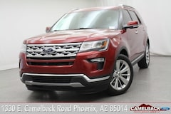 New 2019 Ford Explorer Limited SUV for sale in for sale in Phoenix, AZ