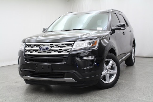 New 2018 Ford Explorer XLT SUV for sale in for sale in Phoenix, AZ