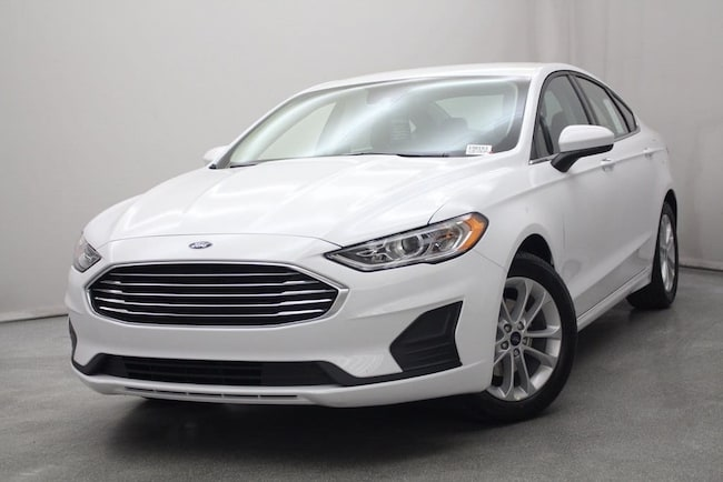 New 2019 Ford Fusion SE Sedan for sale in for sale in Phoenix, AZ