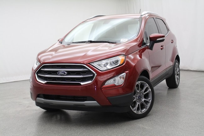 New 2019 Ford EcoSport Titanium SUV for sale in for sale in Phoenix, AZ