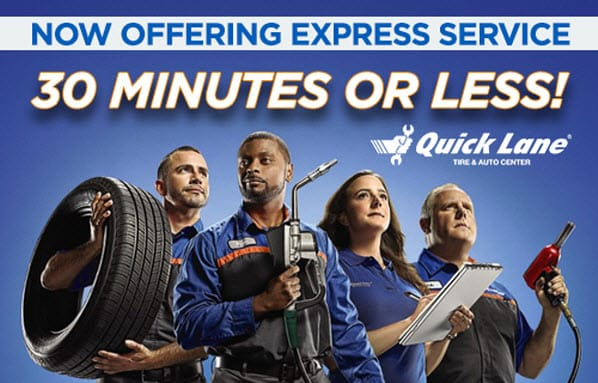 Quick Lane - Express Service