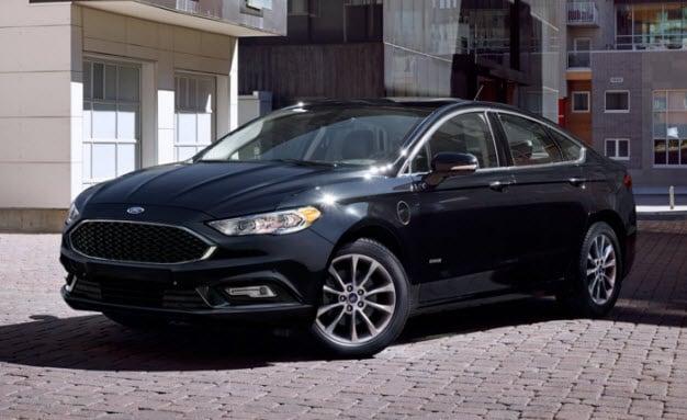 2017 Ford Fusion MotorWeek Award