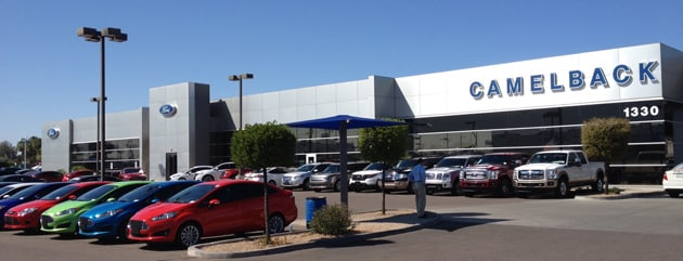 About Camelback Ford Lincoln