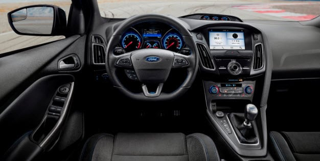 Ford Focus RS Limited Editon - Interior